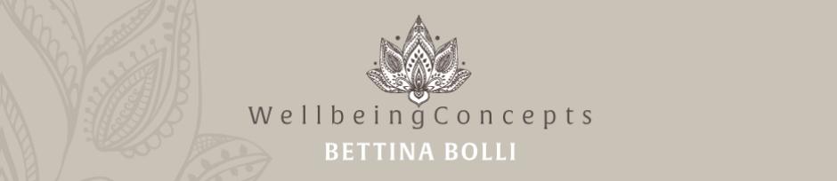 Wellbeing Concept Bettina Bolli